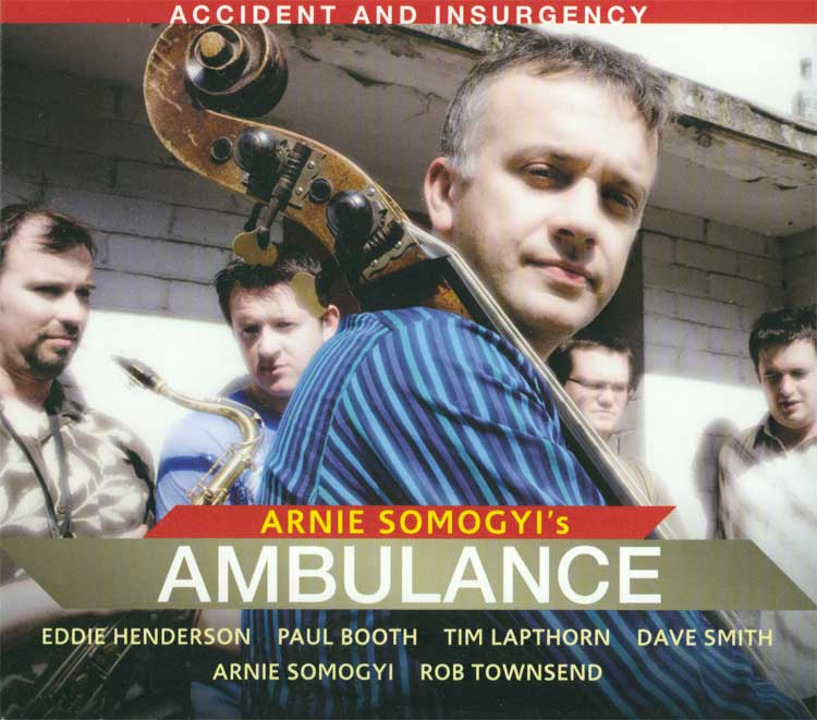 Accident and Insurgency - goscinie Eddie Henderson